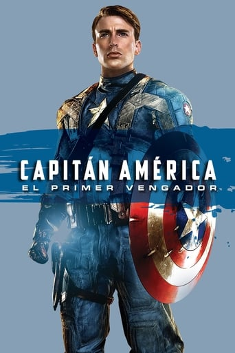 Poster of Capitán América: El primer vengador