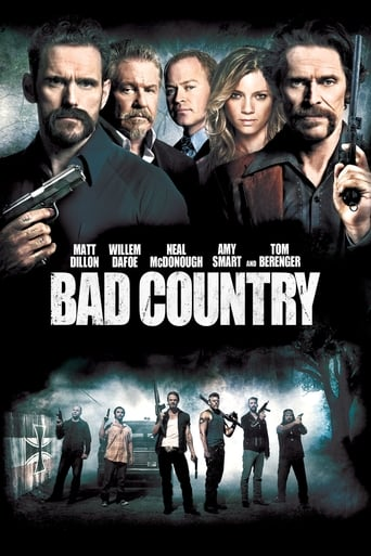 Poster of Bad Country