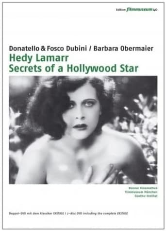 Poster of Hedy Lamarr: Secrets of a Hollywood Star