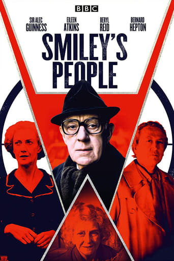 Poster of Smiley's People
