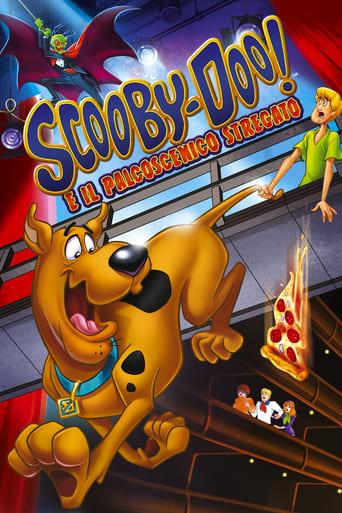 Poster of Scooby-Doo! e il palcoscenico stregato