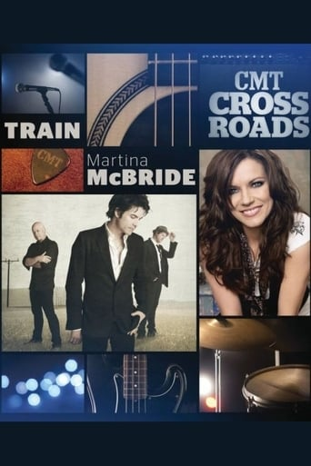 Poster of CMT Crossroads - Train And Martina McBride