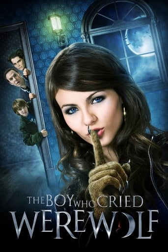 Poster of The Boy Who Cried Werewolf