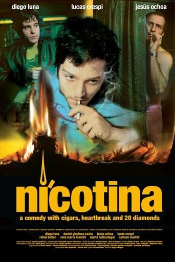 Poster of Nicotina
