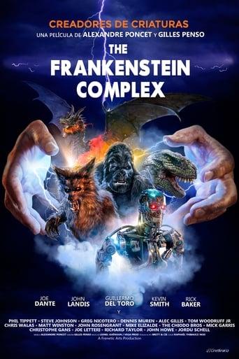 Poster of Creadores de criaturas: El complejo Frankenstein