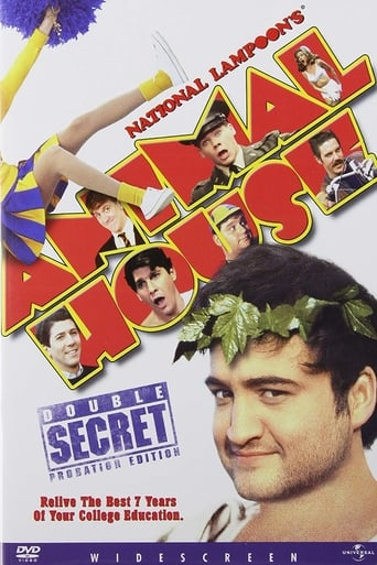 Poster of The Yearbook: An 'Animal House' Reunion