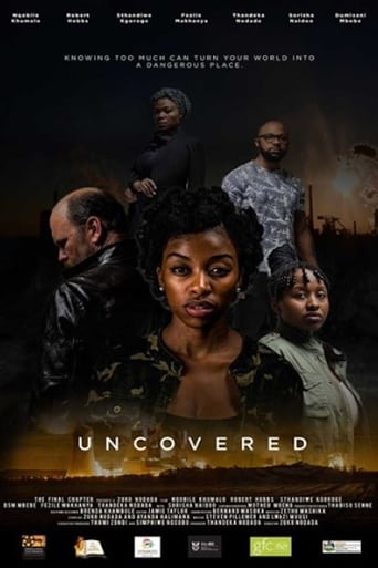 Poster of Uncovered