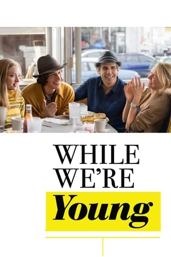 Poster of While We're Young