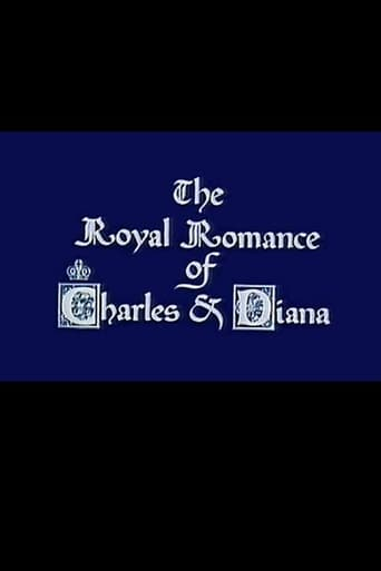 Poster of The Royal Romance of Charles and Diana