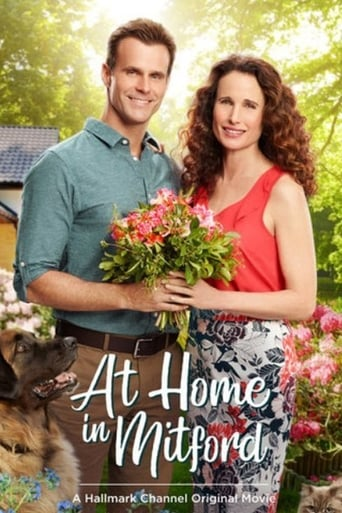 Poster of At Home in Mitford