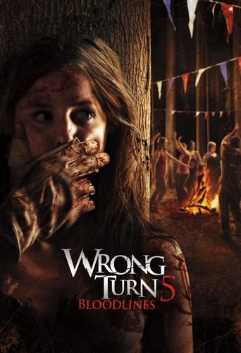 Poster of Wrong Turn 5: Bloodlines
