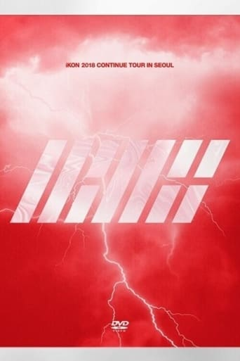 Poster of iKON 2018 Continue Tour In Seoul
