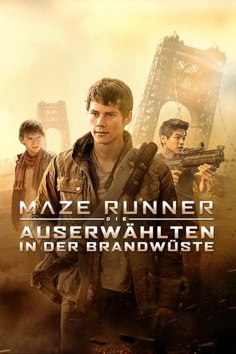 Poster of Maze Runner - Die Auserwählten in der Brandwüste