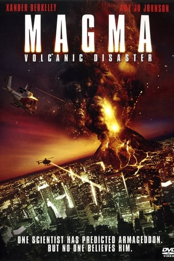 Poster of Magma: Volcanic Disaster