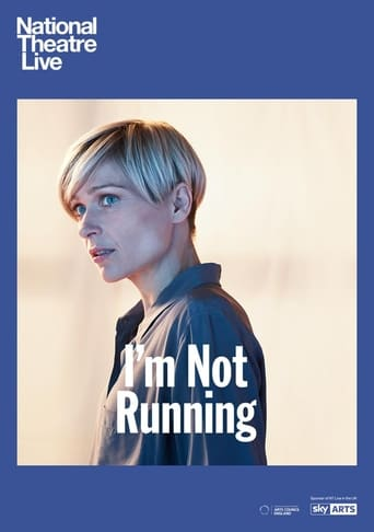Poster of National Theatre Live: I'm Not Running