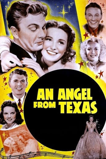 Poster of An Angel from Texas