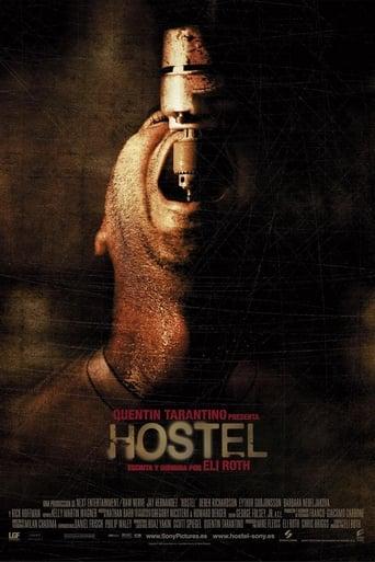Poster of Hostel