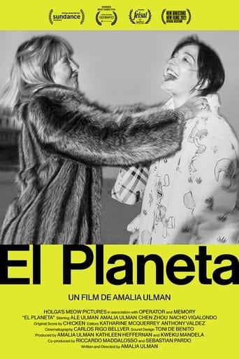 Poster of El Planeta