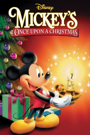 Poster of Mickey's Once Upon a Christmas