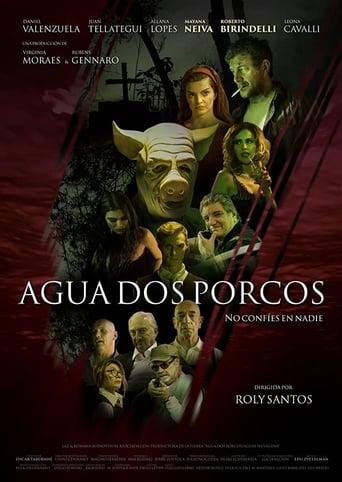 Poster of Agua dos porcos