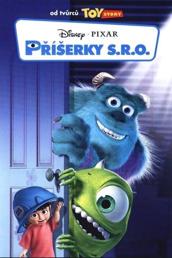 Poster of Příšerky s.r.o.