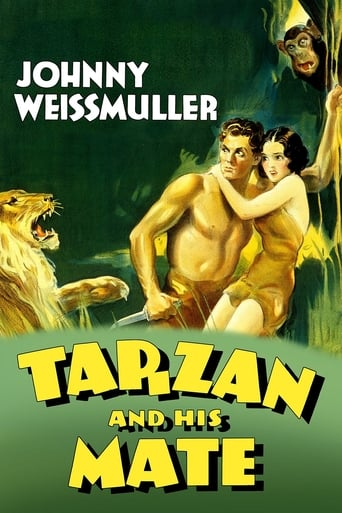 Poster of Tarzan and His Mate