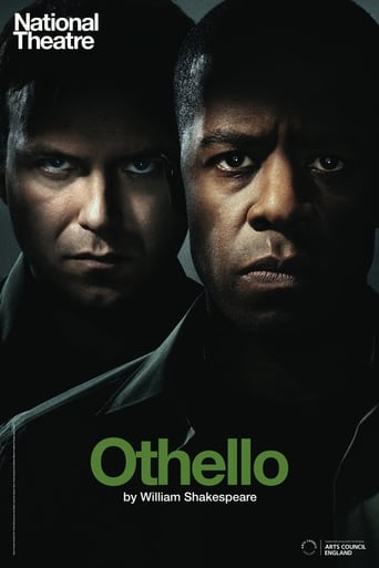 Poster of National Theatre Live: Othello
