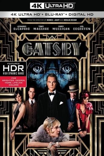 Poster of Velký Gatsby