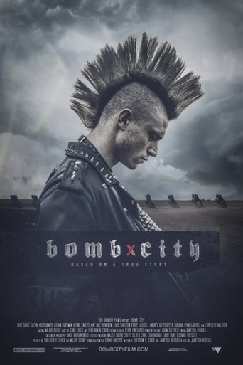 Poster of Bomb City
