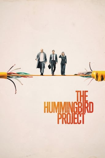 Poster of The Hummingbird Project