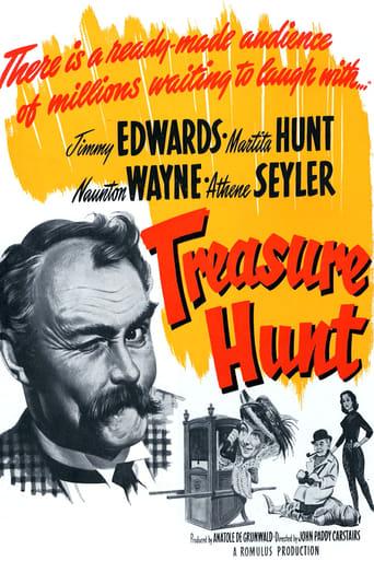 Poster of Treasure Hunt