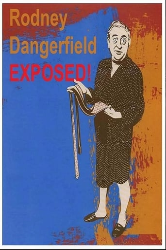 Poster of Rodney Dangerfield: Exposed!