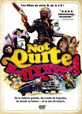 Poster of Not Quite Hollywood