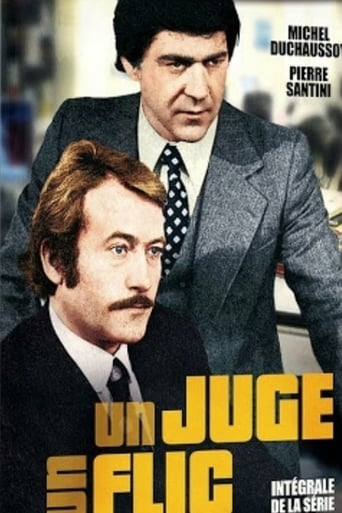 Poster of Un juge, un flic