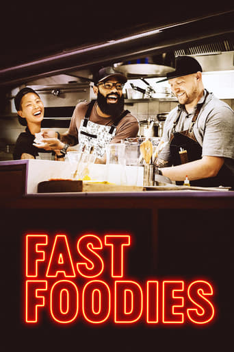 Poster of Fast Foodies