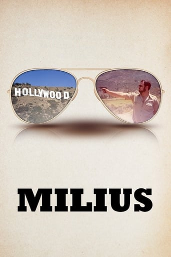 Poster of Milius