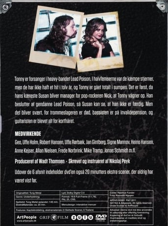 Poster of Tung Metal