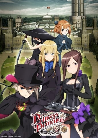 Poster of Princess Principal Crown Handler: Chapter 1