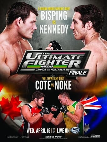 Poster of UFC Fight Night: Bisping vs. Kennedy