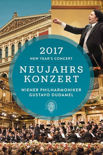 Poster of New Year's Concert: 2017 - Vienna Philharmonic