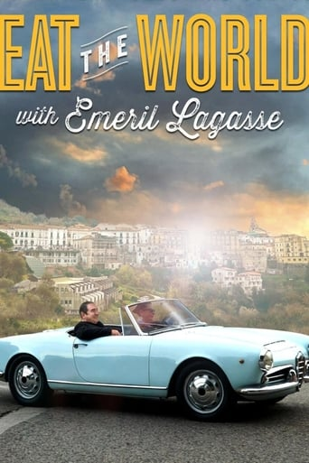 Poster of Eat the World with Emeril Lagasse