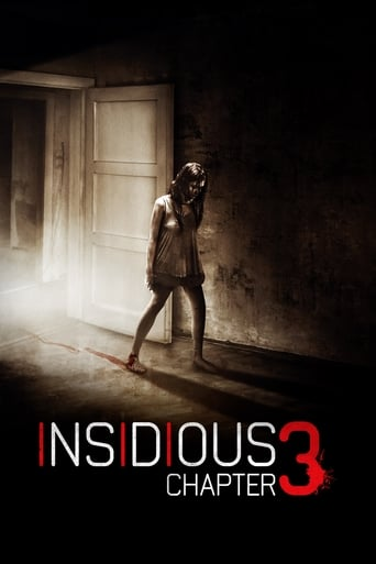 Poster of Insidious: Chapter 3