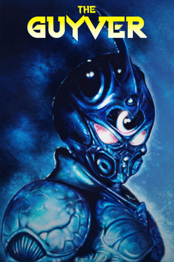 Poster of The Guyver