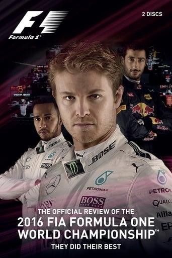 Poster of 2016 FIA Formula One World Championship Season Review