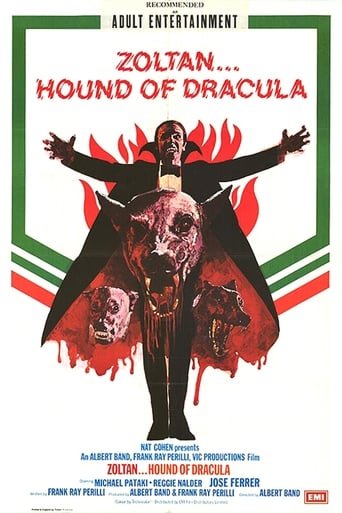 Poster of Dracula's Dog