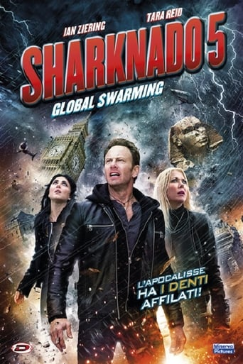 Poster of Sharknado 5: Global Swarming