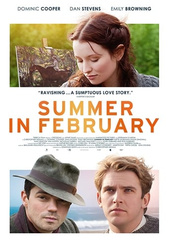 Poster of Summer in February