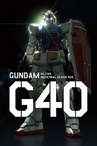 Poster of Mobile Suit Gundam G40