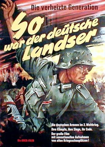 Poster of So war der deutsche Landser