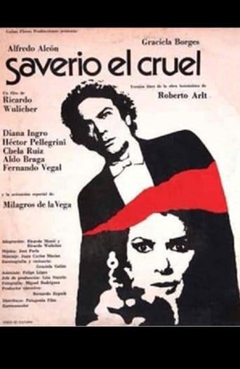 Poster of Saverio, el cruel